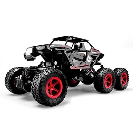 HOSIM 6WD RC Rock Crawler