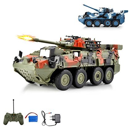 HSP Himoto Leopard RC Panzer