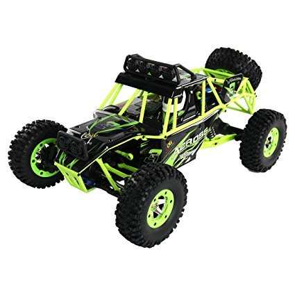 No Name RC 2,4Ghz Rock Crawler