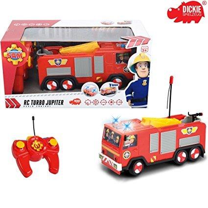 No Name RC Feuerwehrfahrzeug Jupiter von Feuerwehrmann Sam