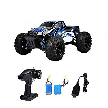 SainSmart Jr. 2.4Ghz RC Felsen-Monster-LKW