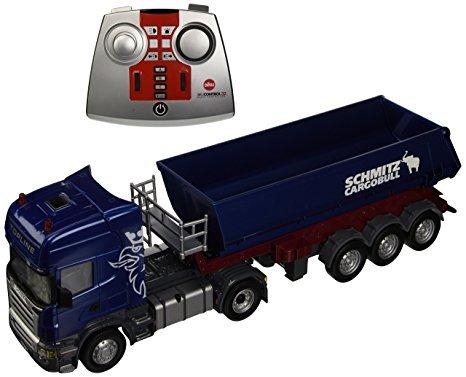 Siku 6726 Scania Zugmaschine mit Kippsattelauflieger