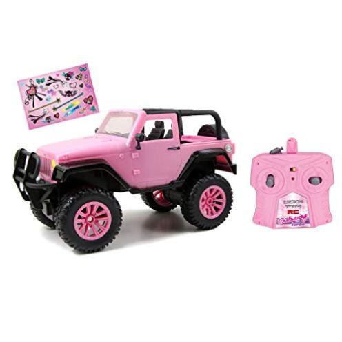 Dickie Toys RC Jeep Wrangler