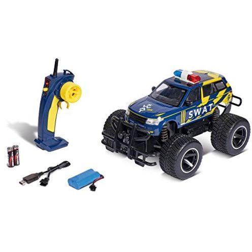 Carson 500907321 1:14 SWAT 2.4GHz 100% RTR Ferngesteuertes Auto