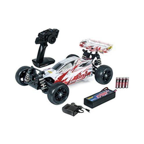 Carson 500404170 1:10 Ninja 4WD X10 RC Auto
