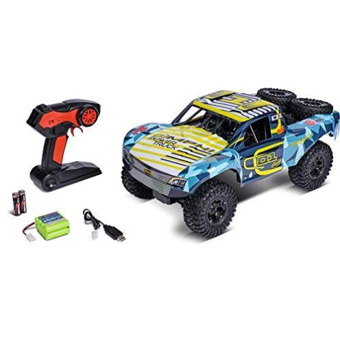 Carson 500404190 Amphi Pow.Truck Ferngesteuertes Auto