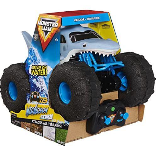 Monster Jam Megalodon Storm Amphibienfahrzeug