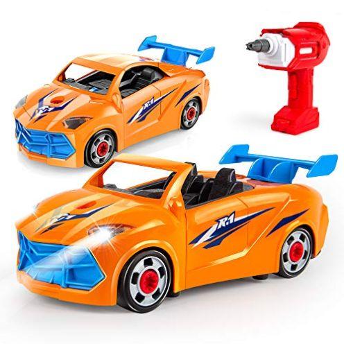 VATOS Auto Spielzeug Montage