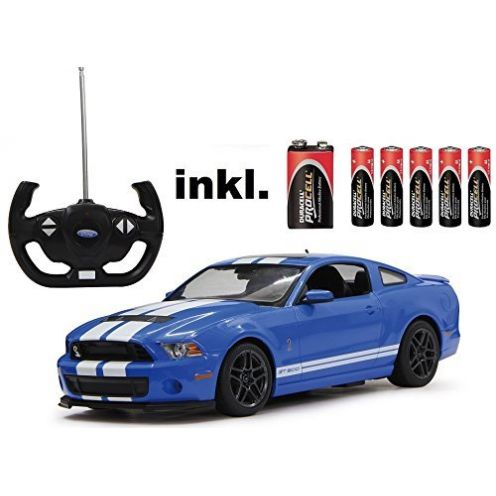 BUSDUGA RC Ford Mustang Shelby GT500