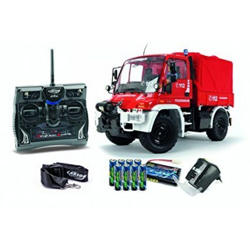 Carson 500707109 Unimog Feuerwehr
