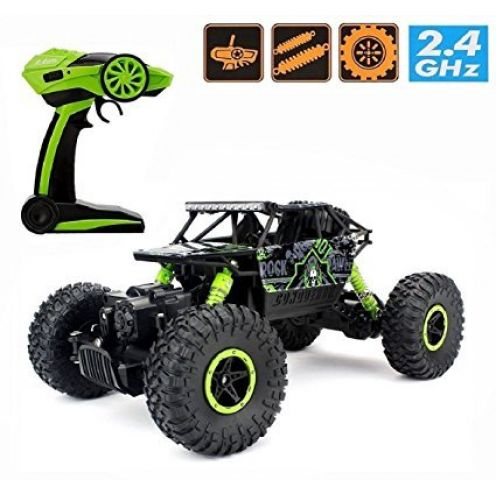 CrossRace RC Rock Crawler