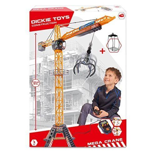 Dickie Toys 203462412 Mega Crane