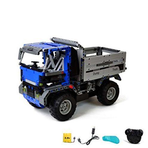 HSP Himoto DIY ferngesteuerter Kipper Dump Truck