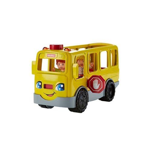 Mattel FKW99 Little People Schulbus