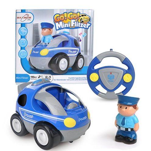 Maximum RC RC Polizeiauto für Kleinkinder