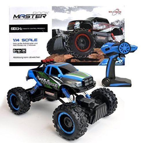 Maximum RC Rock Master Monstertruck