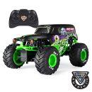 Monster Jam 6045003 Grave Digger RC Truck