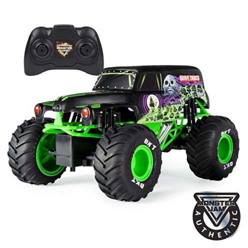 Monster Jam 6045003 Grave Digger RC Truck
