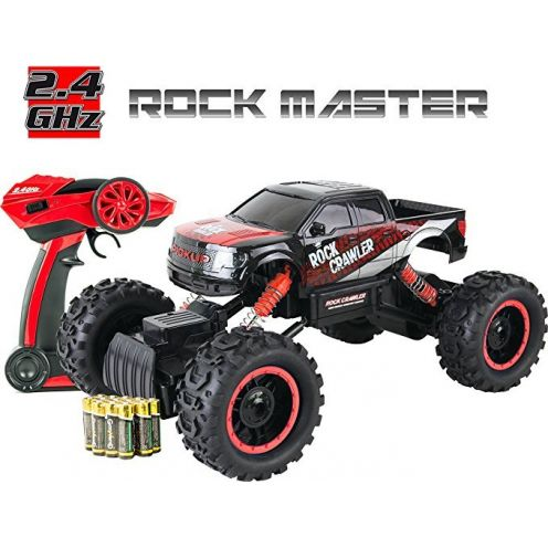 Rock Crawler 4x4 RC Auto