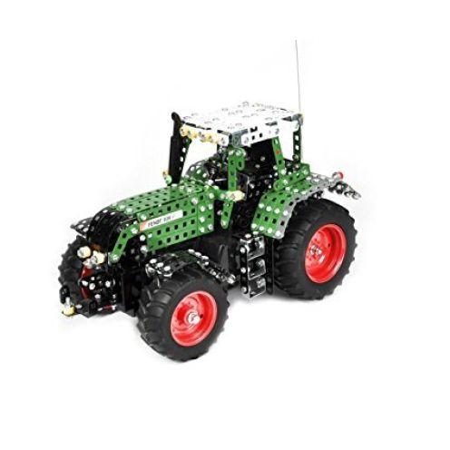 Tronico Toys 10070 Metallbaukasten Traktor Fendt 939 Vario