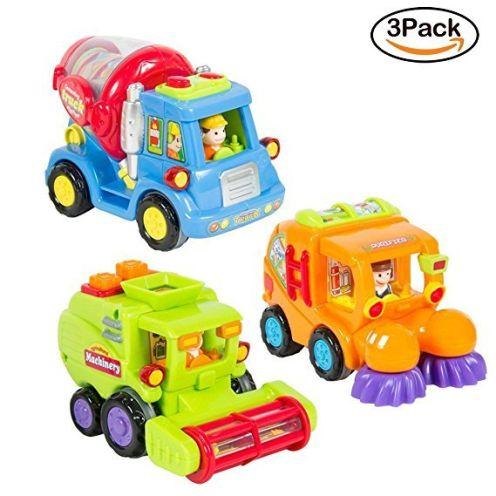 vangold Spielzeugauto für Kleinkinder Set
