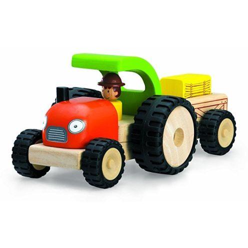 Wonderworld WW-4042 Fahrzeug Traktor