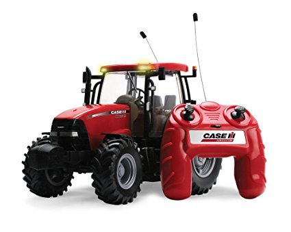 Tomy Britains Traktor RC Case IH 140 Big Farm